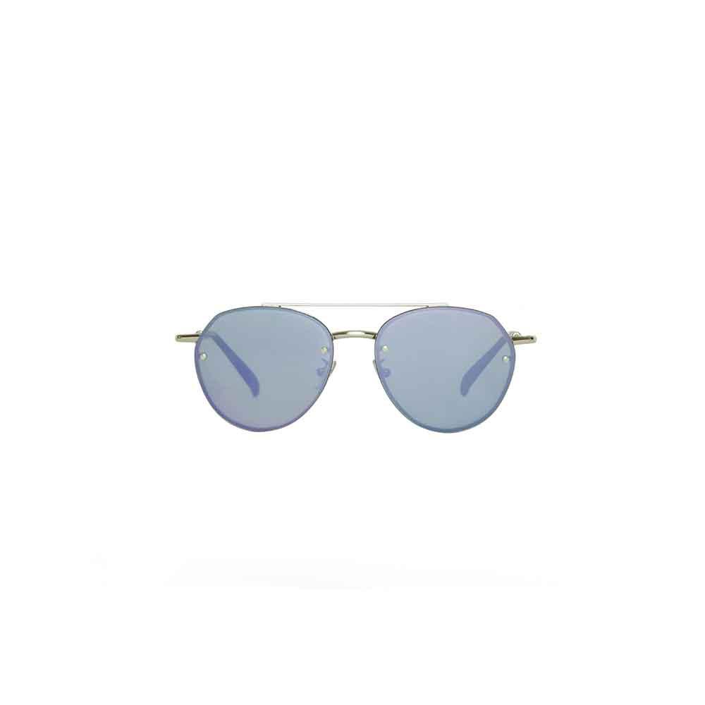 Occhiali da sole specchio lilla collezione Sorpasso ad alta protezione