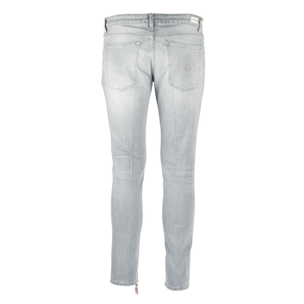 Jeans Don The Fuller Milano Grigio