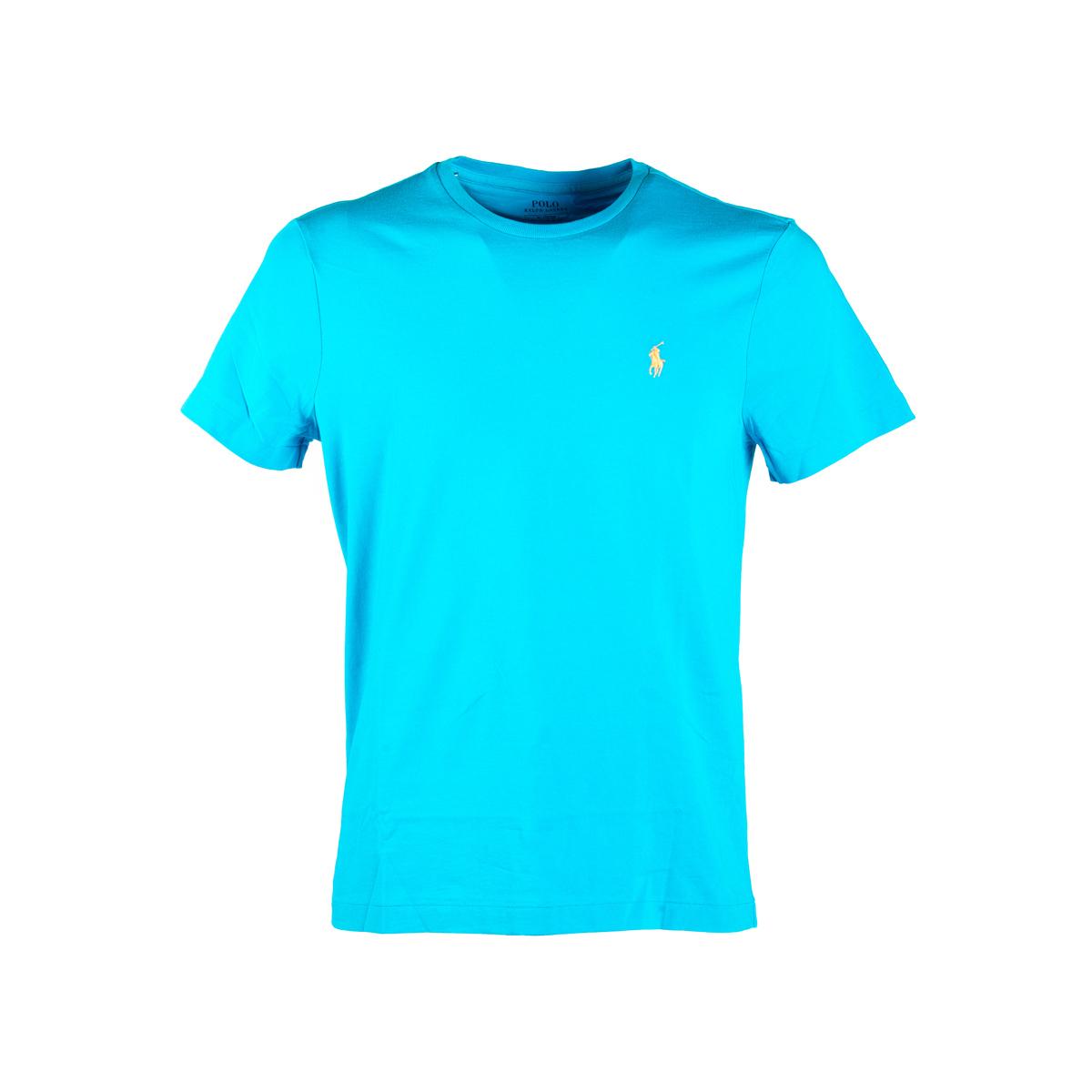 T-Shirt Polo Ralph Lauren Turchese