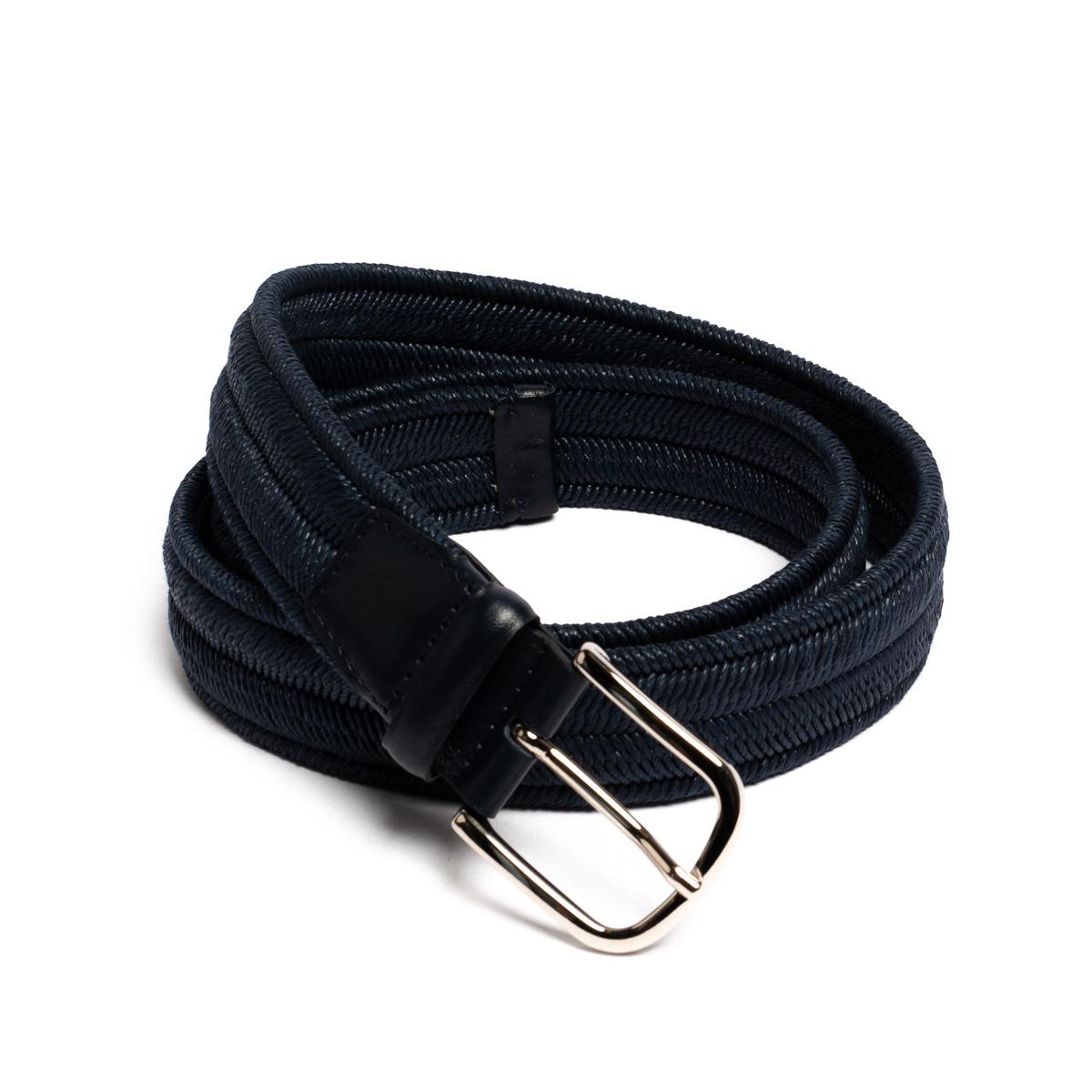 Cintura Orciani Elast Blu Notte