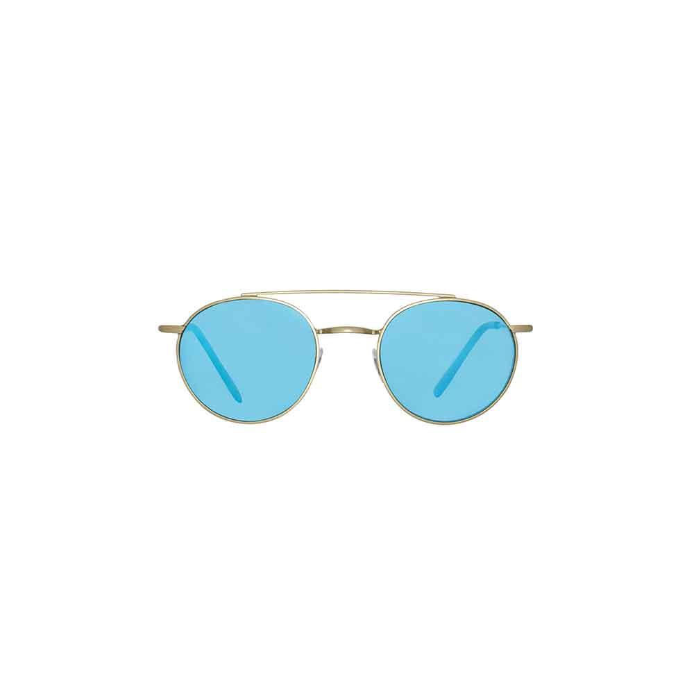 Occhiali da sole specchio blu collezione Caligola ad alta protezione