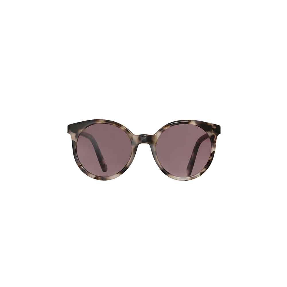 Occhiali da sole specchio rosè collezione Stardust Savana ad alta protezione
