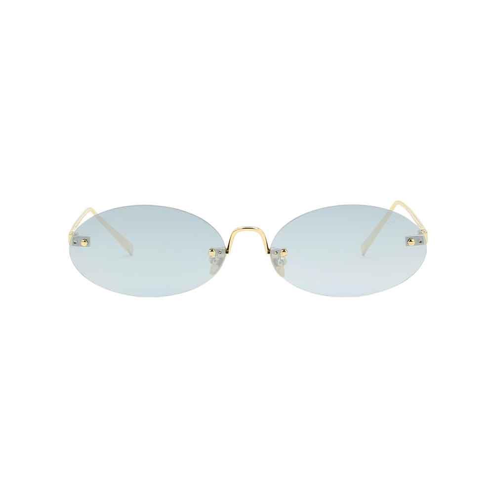 Spektre Boccioni Occhiali da sole unisex alta protezione oro-silver