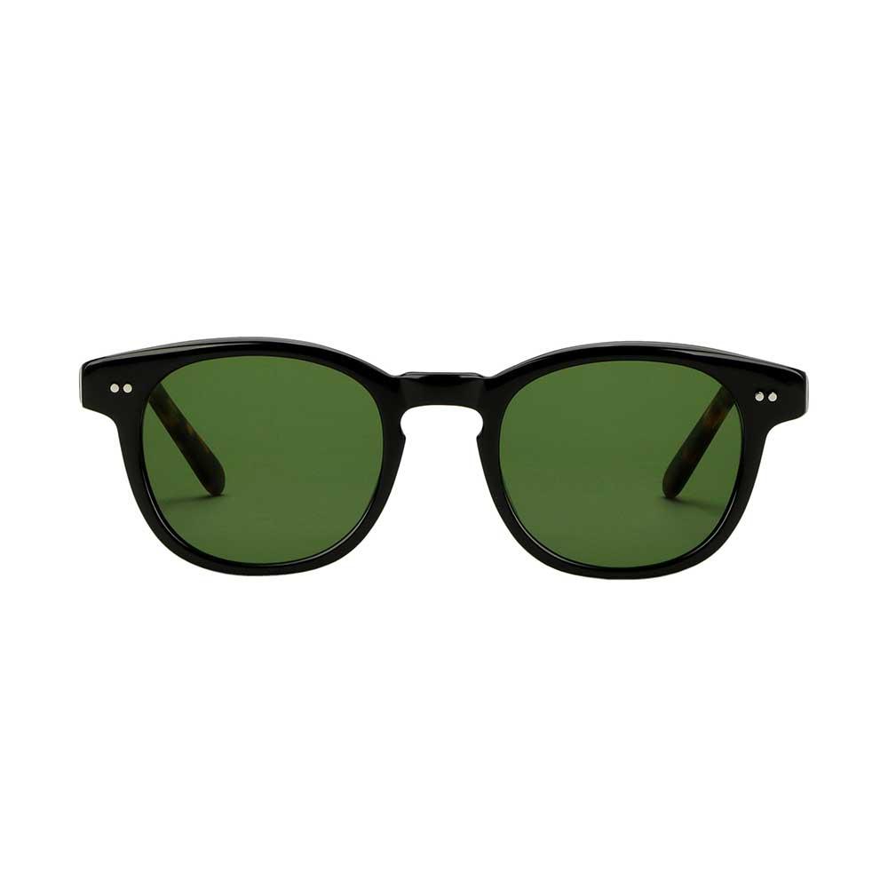 Spektre Palmers Occhiali da sole uomo lente alta protezione nero-verde
