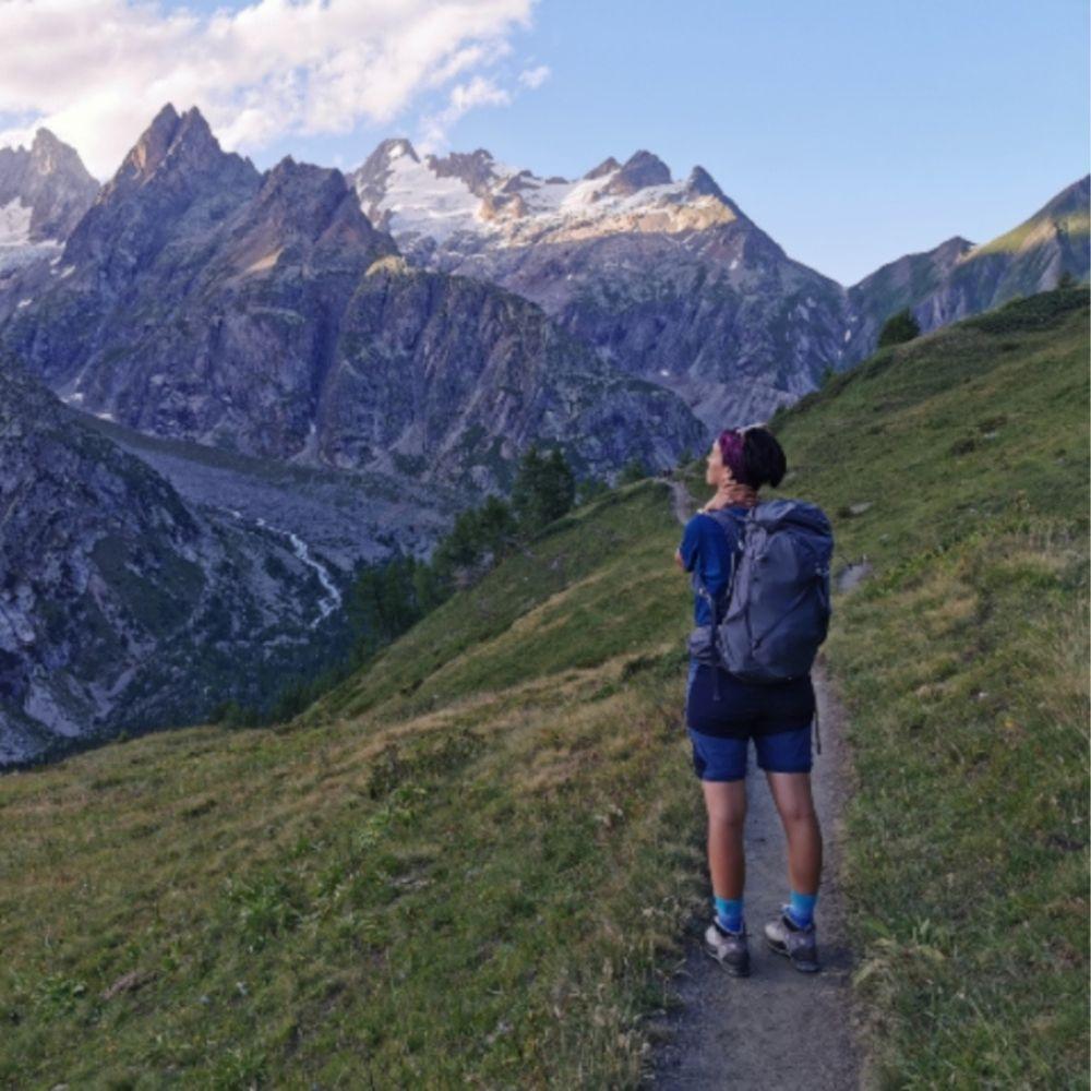 Garmont - The Tour du Mont-Blanc: goal achieved!