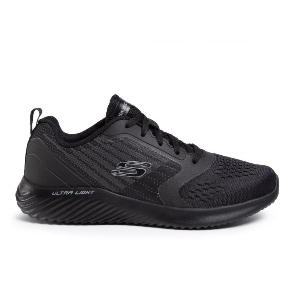 Sneacker Uomo Skechers Bounder 232004 BBK
