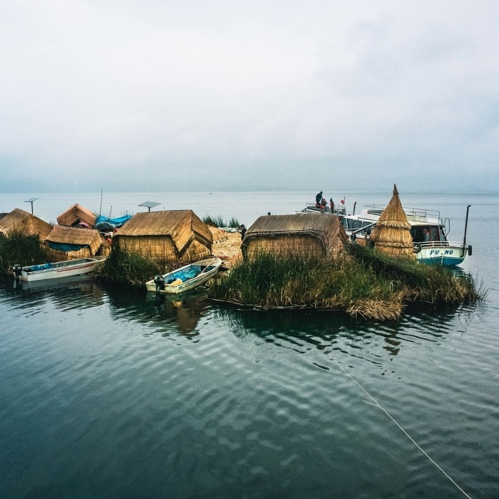Garmont - From the Humantay lagoon to Lake Titicaca