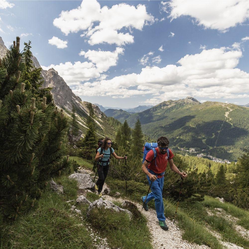 Garmont - Come scegliere la scarpa da trekking ideale