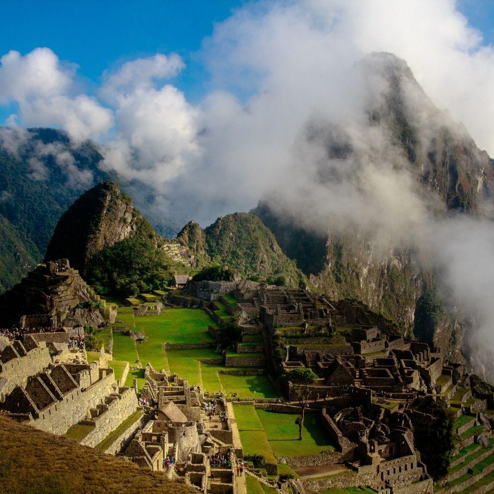 Garmont - Peru, a shared dream