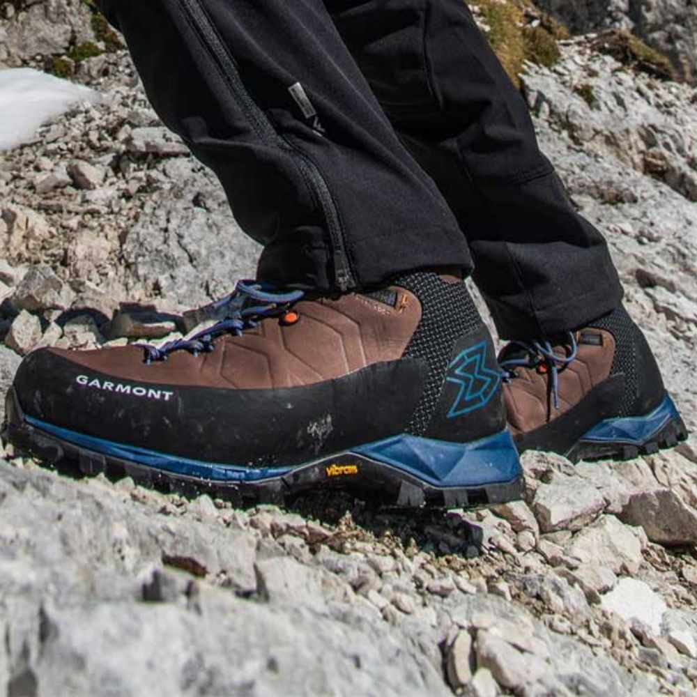 Garmont - Toubkal: a boot for challenging excursions