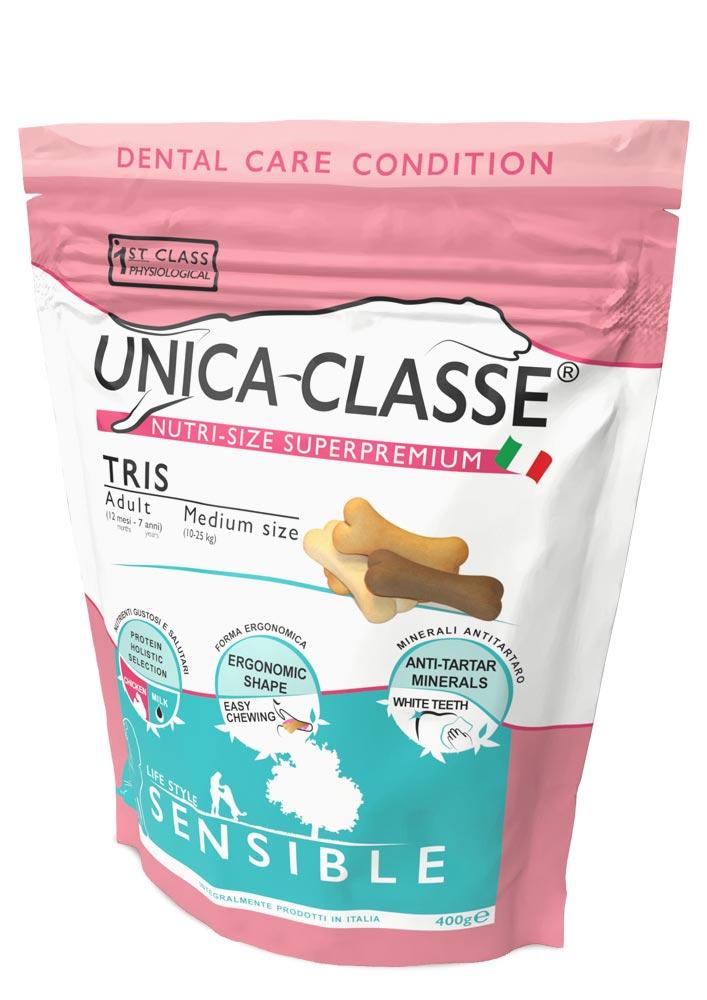 Adult Tris Sensible - snack medium size