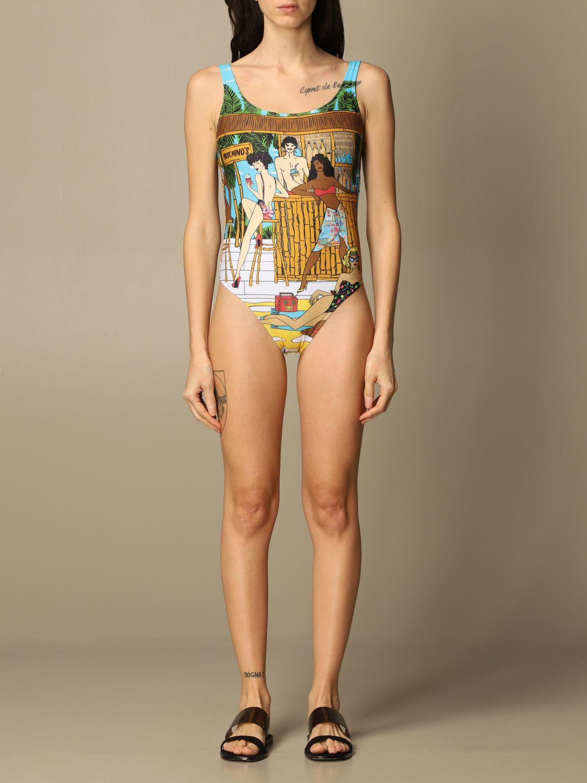 Costume fantasia moschino swim