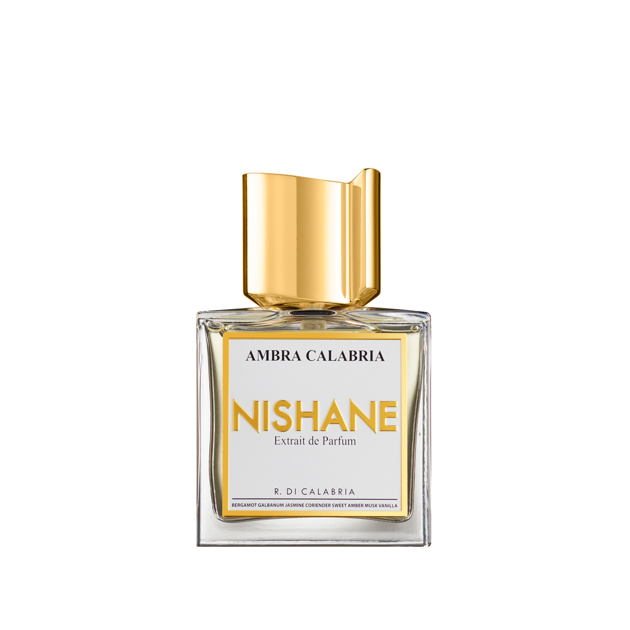 Ambra Calabria - Extrait de Parfum