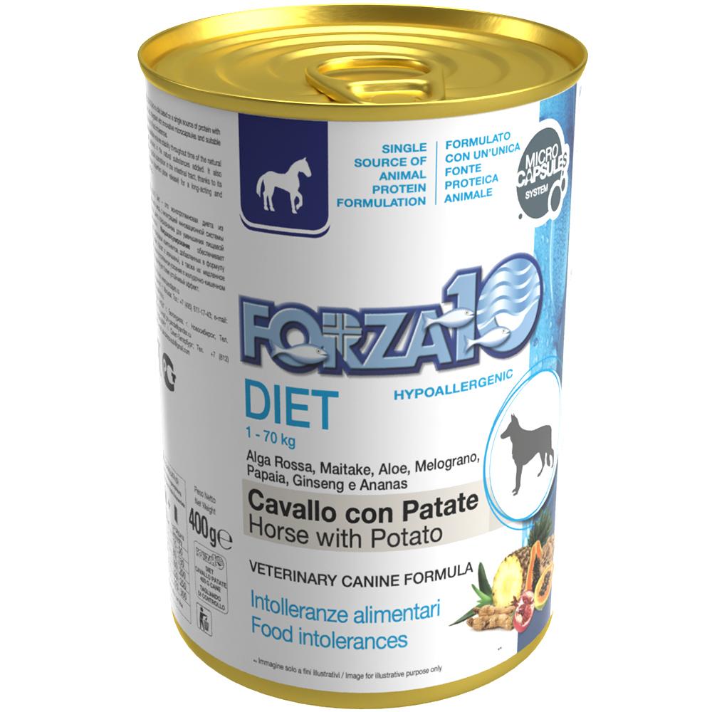 Diet Cavallo con Patate