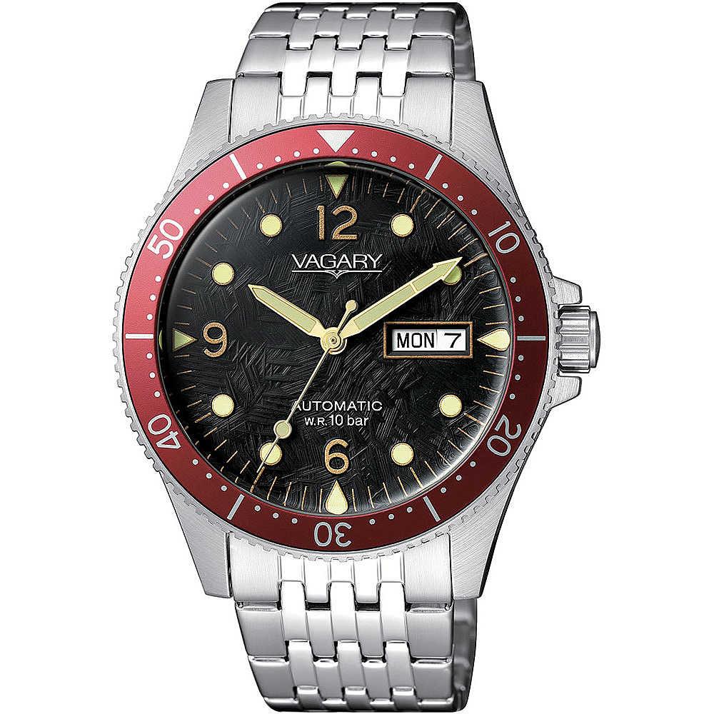 Vagary By Citizen orologio meccanico uomo Vagary By Citizen Gear Matic