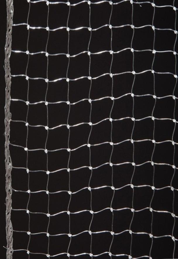 Bordatura di rinforzo per reti antipiccioni Ø 1,5mm