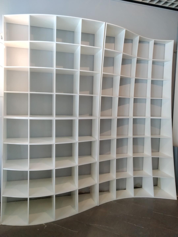 Libreria modulare Infinity, Seagull