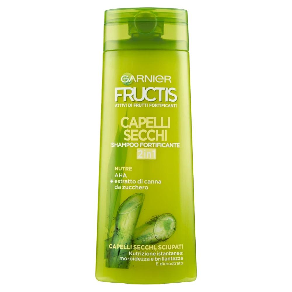 FRUCTIS Shampoo Fortificante Capelli Secchi 2 IN 1 250ml
