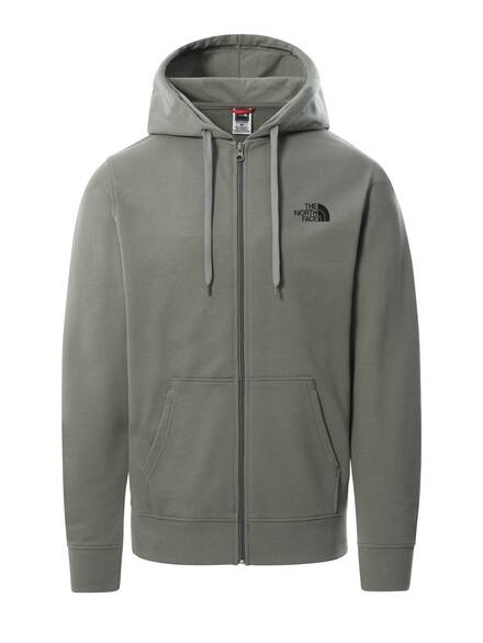 Felpa The North Face Open Gate Hood Agave Green