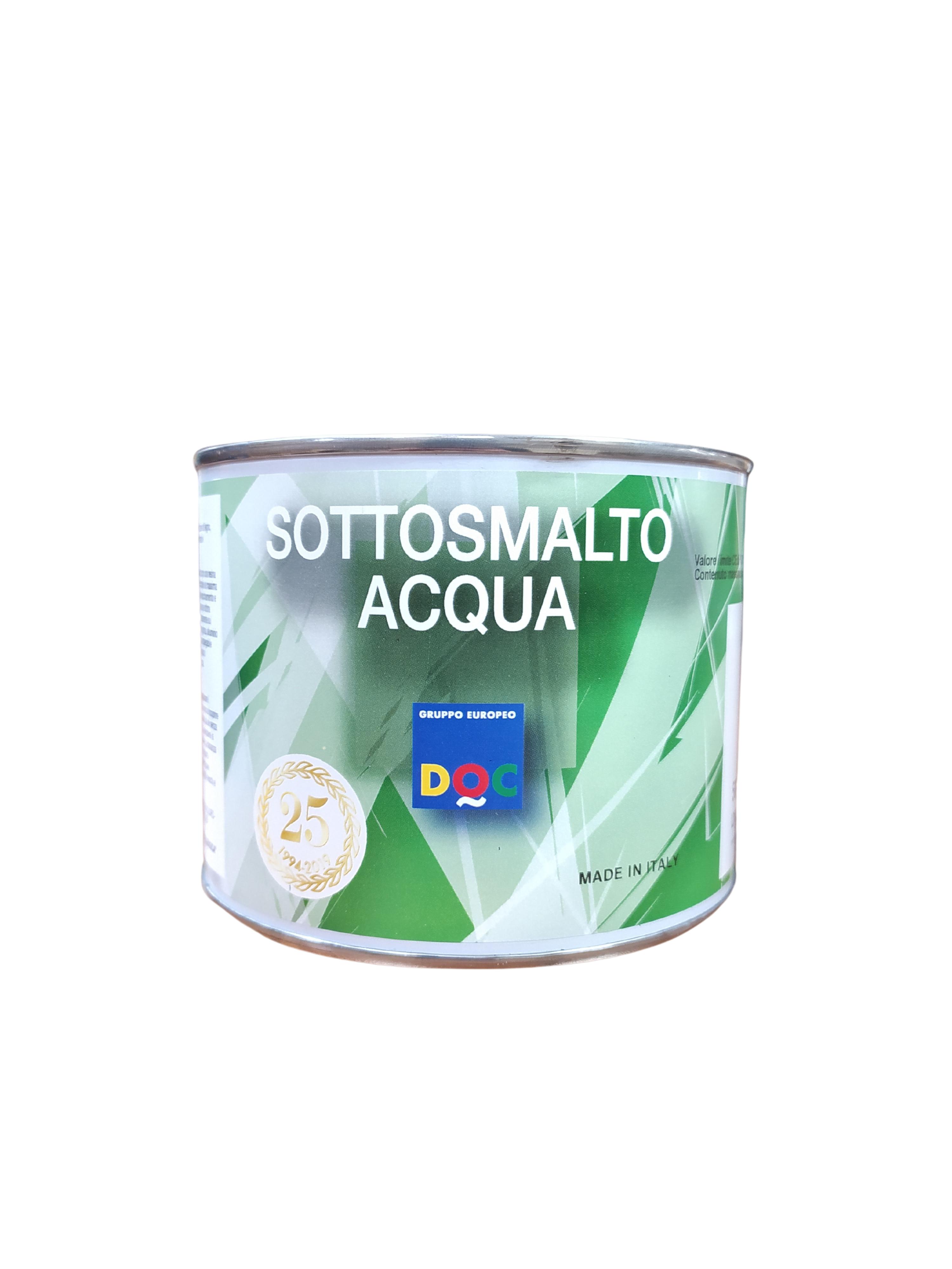 SOTTOSMALTO (CEMENTITE) ACQUA DOC