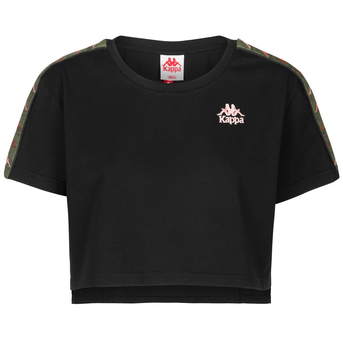 T-Shirts AUTHNETIC GADDA BLAC-PINK