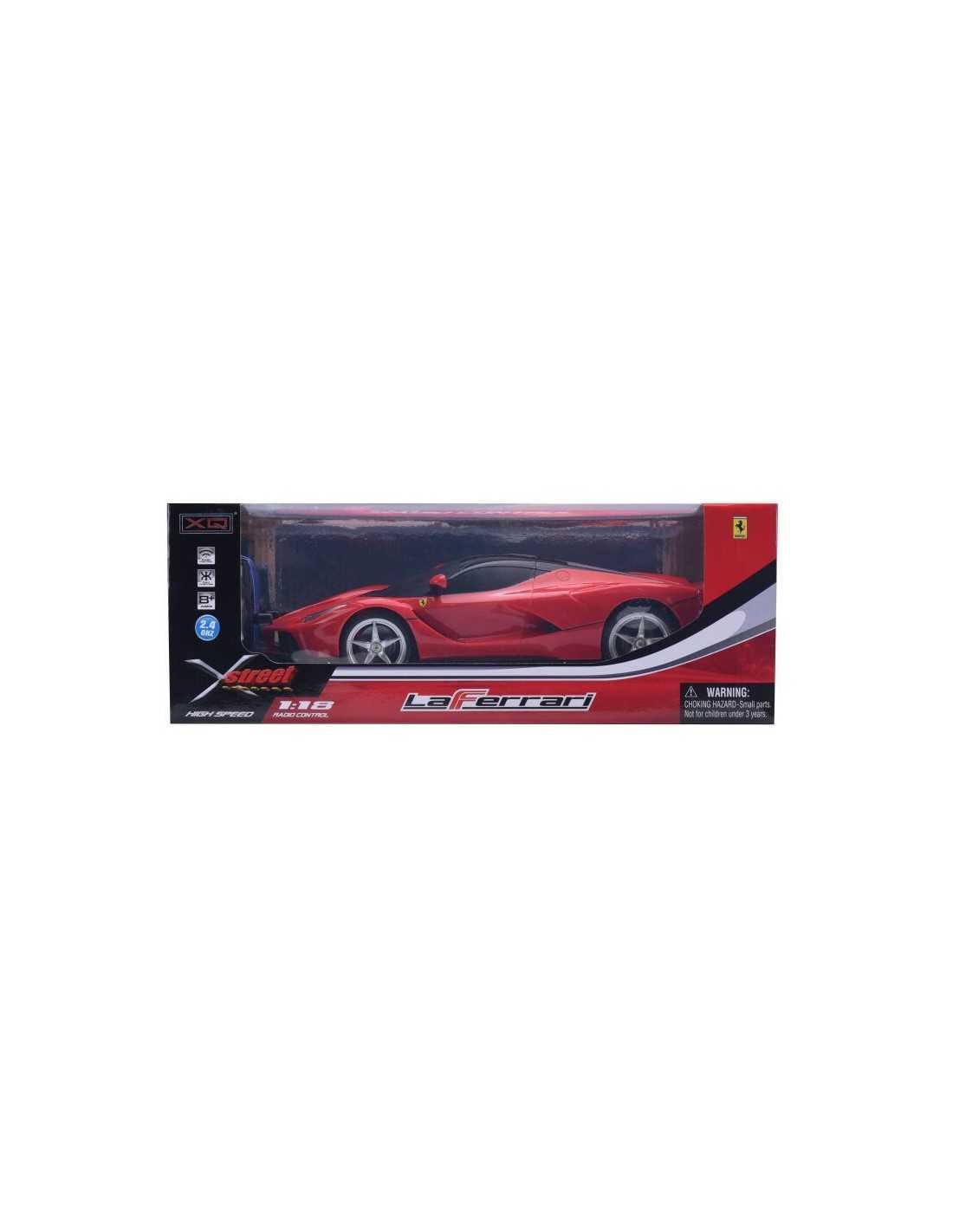 La Ferrari radiocomando scala 1:18