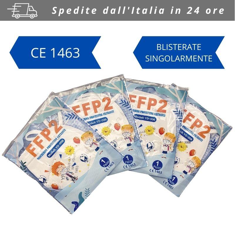 FFP2 TAGLIA PICCOLA