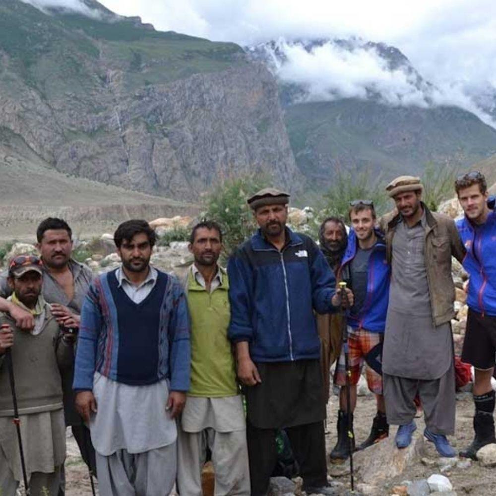 Garmont - Expedition Pakistan 2017 – Part I