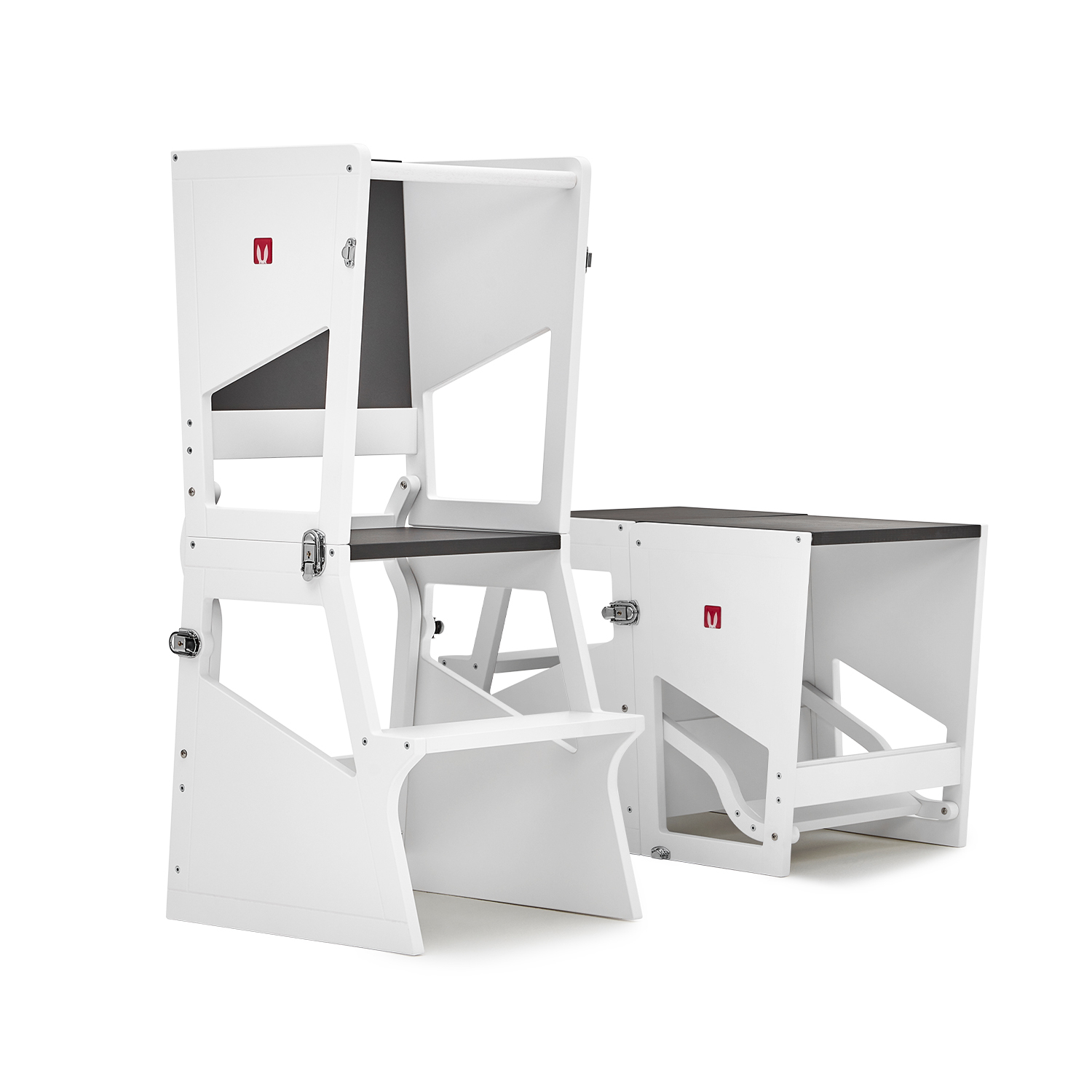 Learning Tower Transformer con lavagna