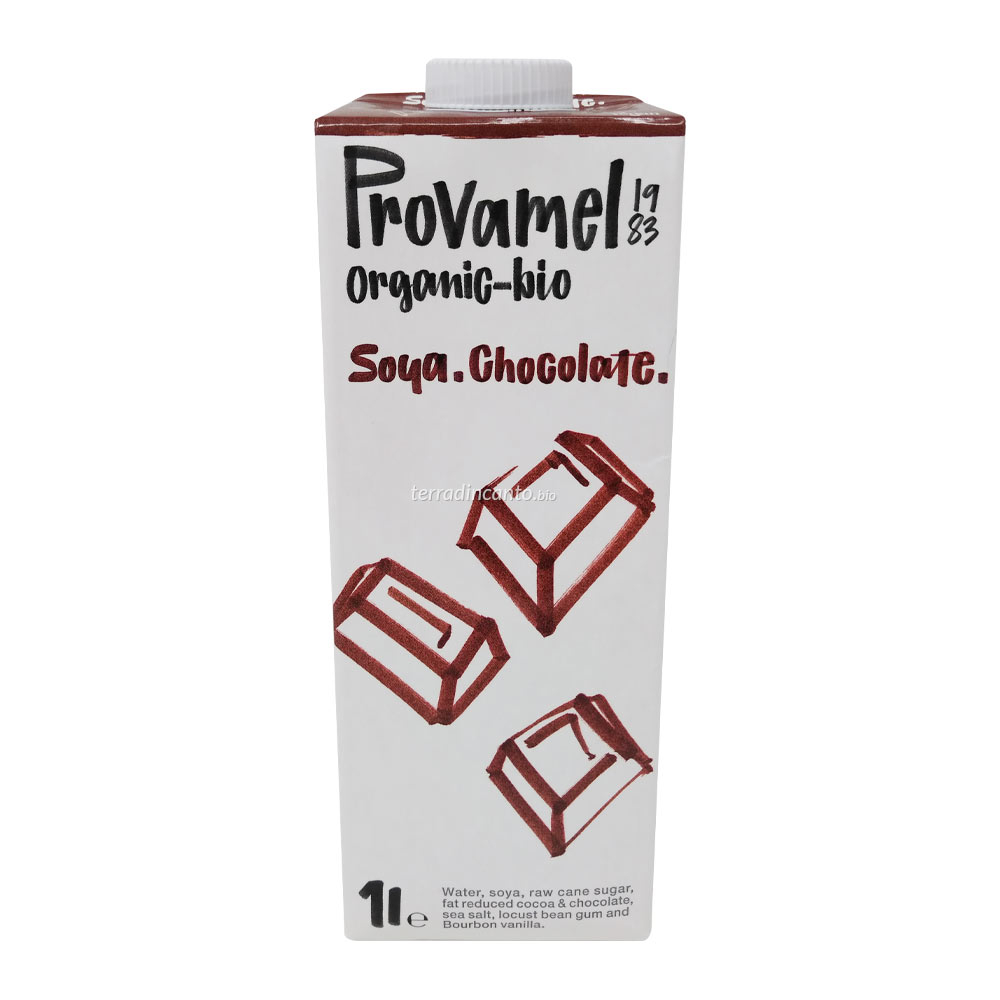 Soya Drink Choco PROVAMEL 1l