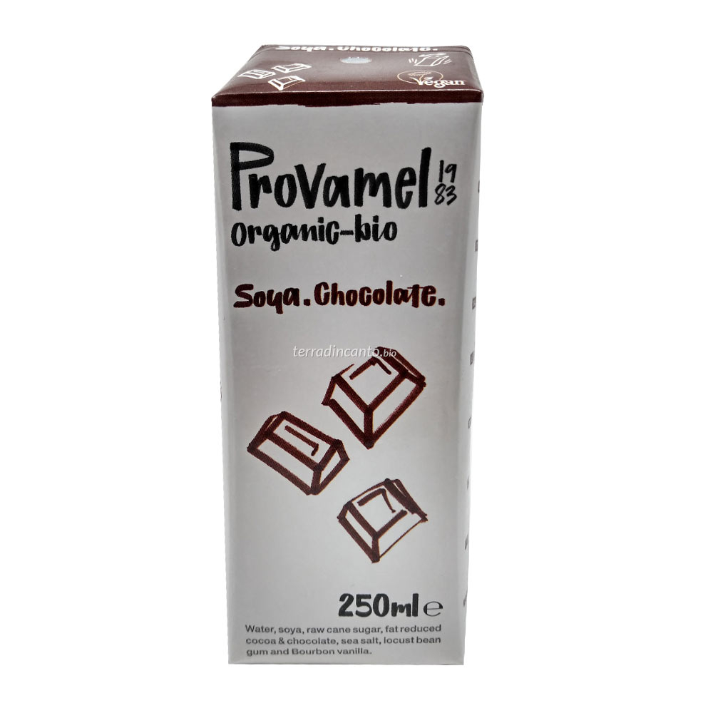 Mini Soya Drink Cioccolato PROVAMEL 250ml