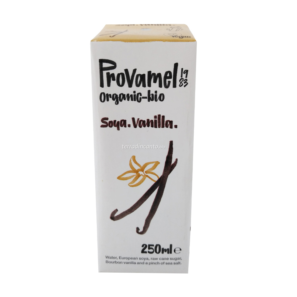 Mini Soya Drink Vaniglia PROVAMEL 250ml