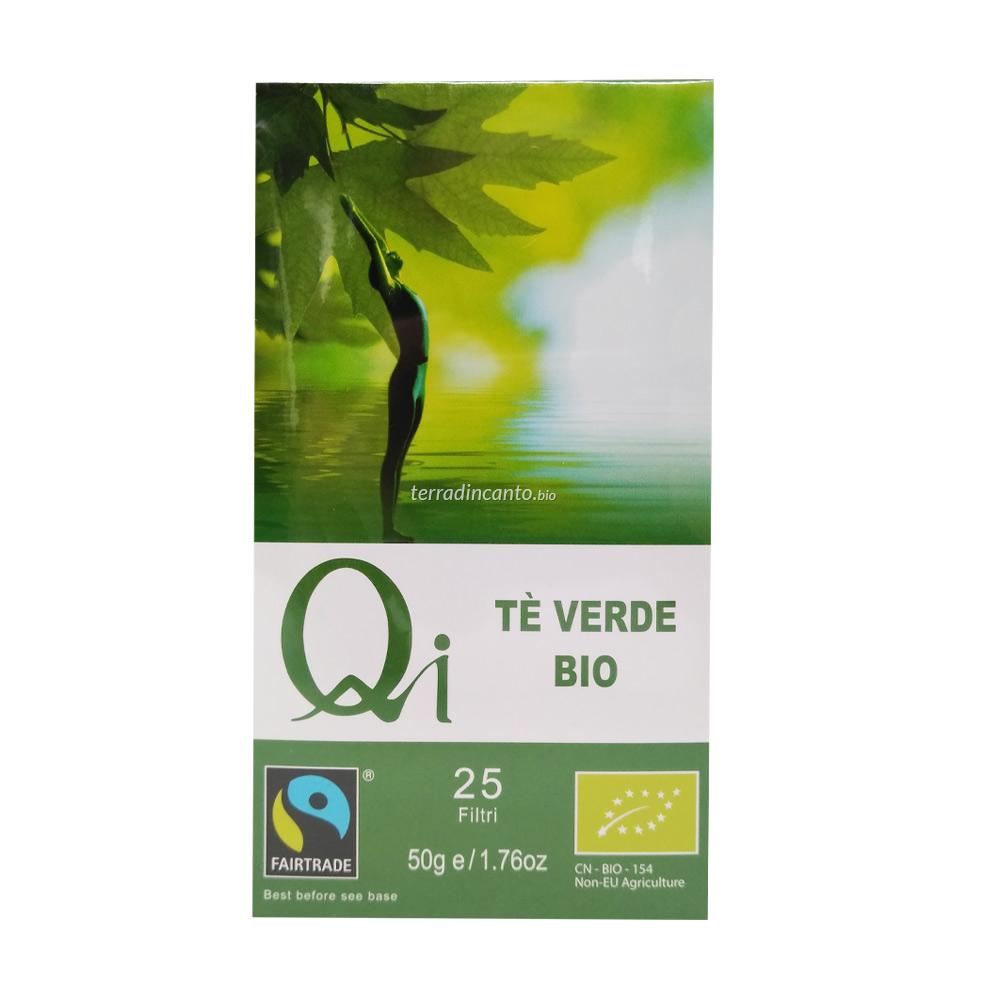 Tè verde cinese QI 50g