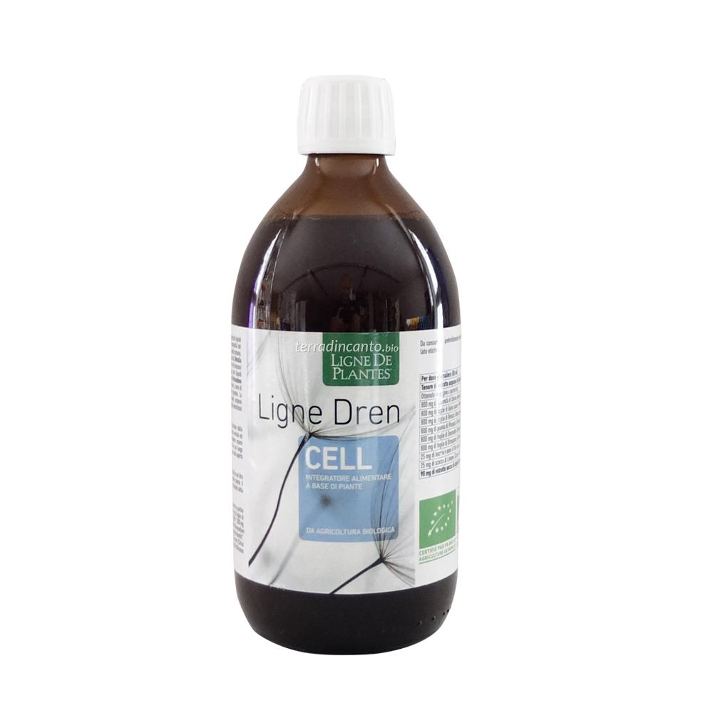 Drenante Anticellulite Ligne de Plantes 500 ml