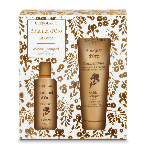Kit corpo Bouquet d'Oro