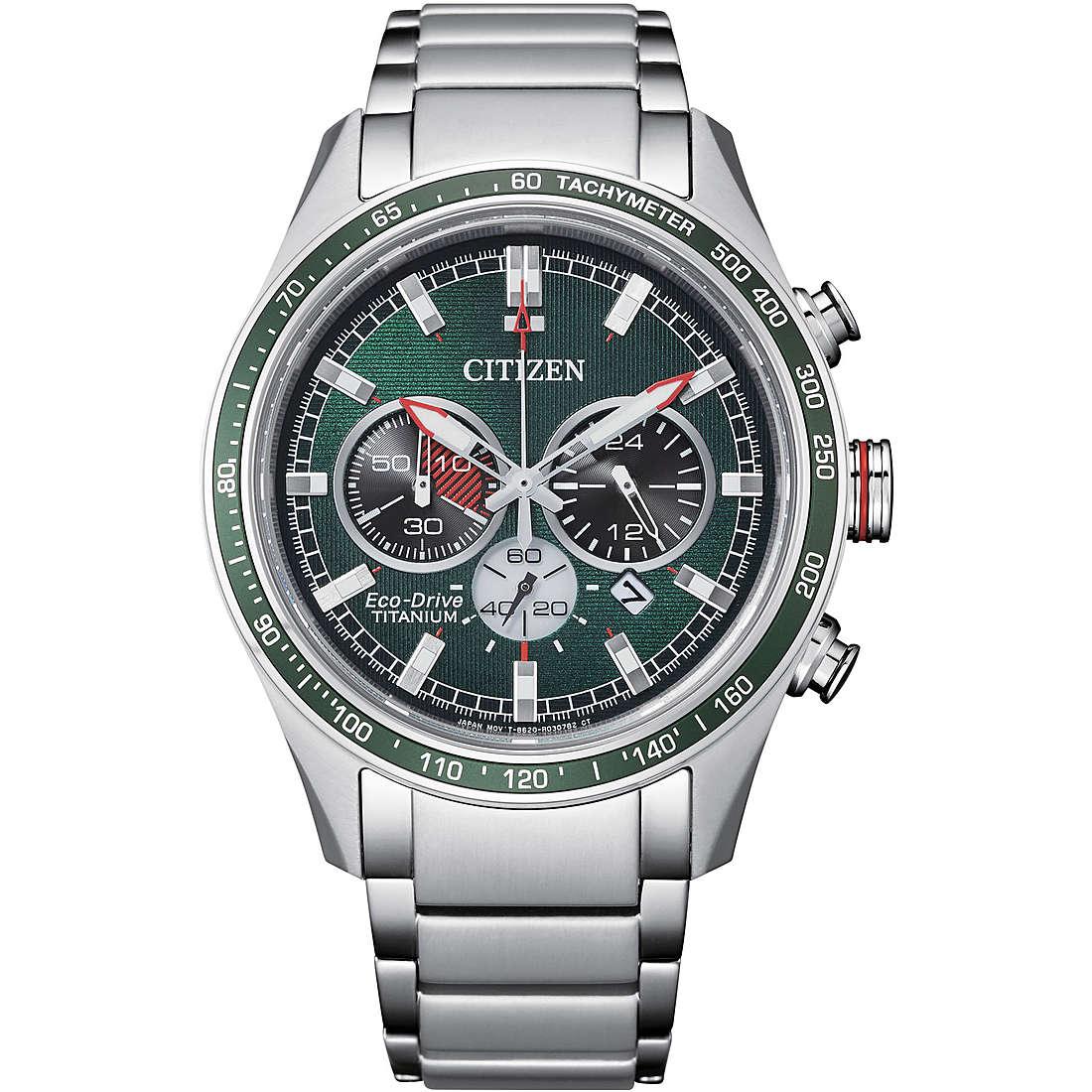Citizen Crono EcoDrive SuperTitaniumCA4497-86X