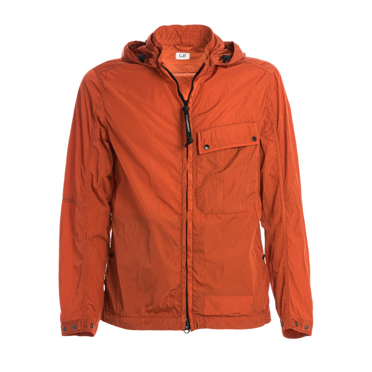 Overshirt CHROME R MIXED C.P. Company Arancio