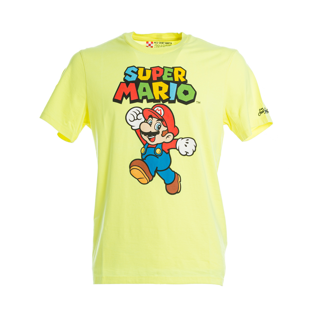 T-Shirt St. Bart Super Mario Limited Edition
