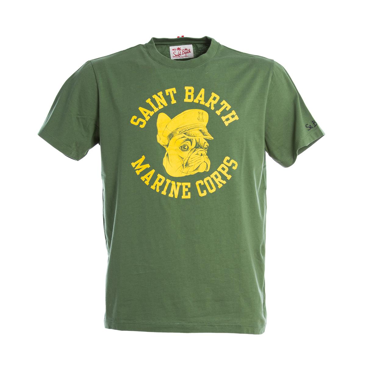 T-Shirt St. Barth Bulldog