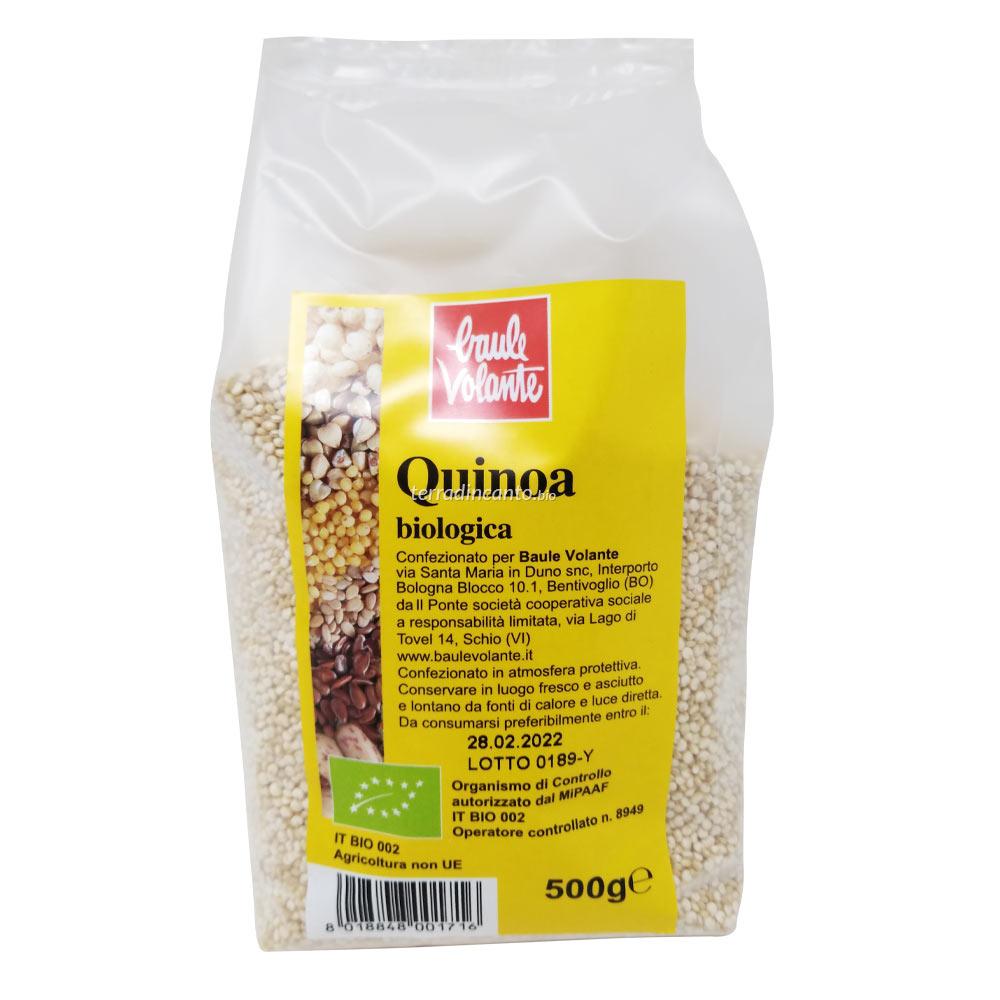 Quinoa Baule volante