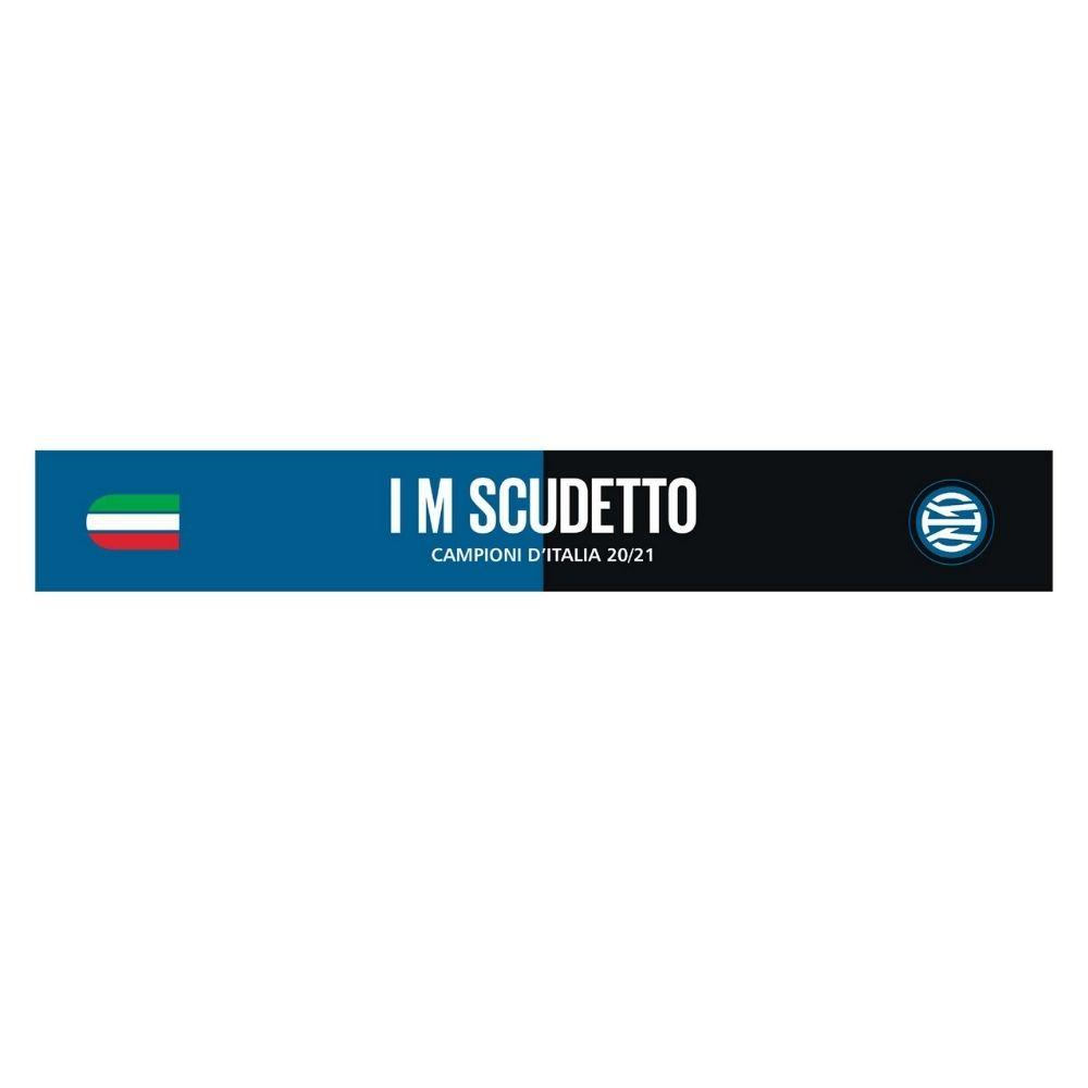Sciarpa Inter Jacquarde I M SCUDETTO