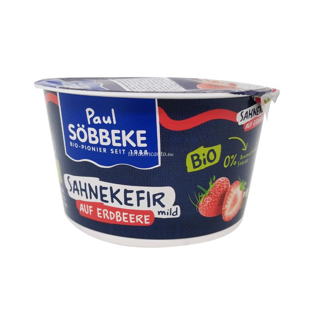 Kefir alla fragola SOBBEKE 200g