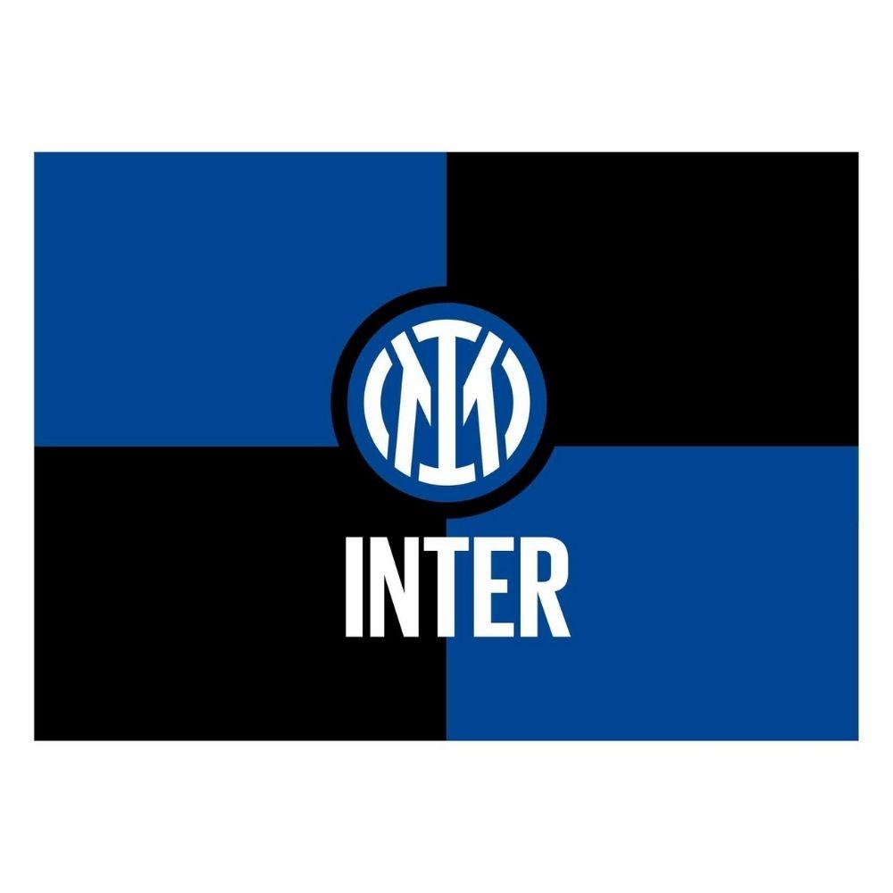 Bandiera nuova Inter cm 50 X 70