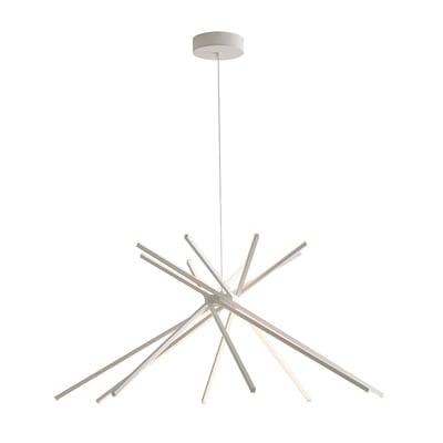 Lampadario Design Shanghai LED integrato