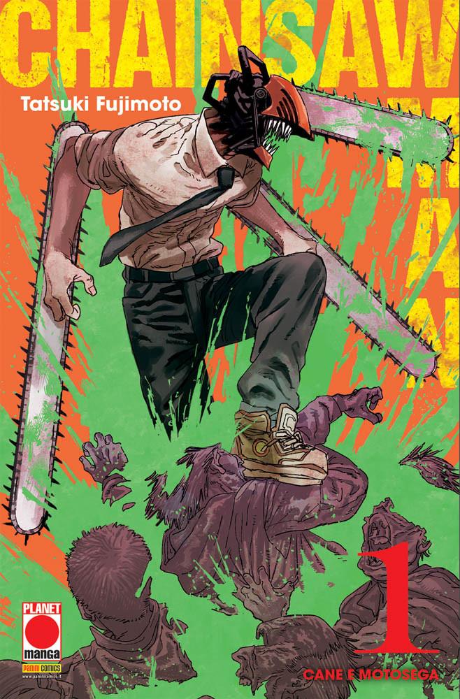 Chainsaw Man 1-3 sequenza completa