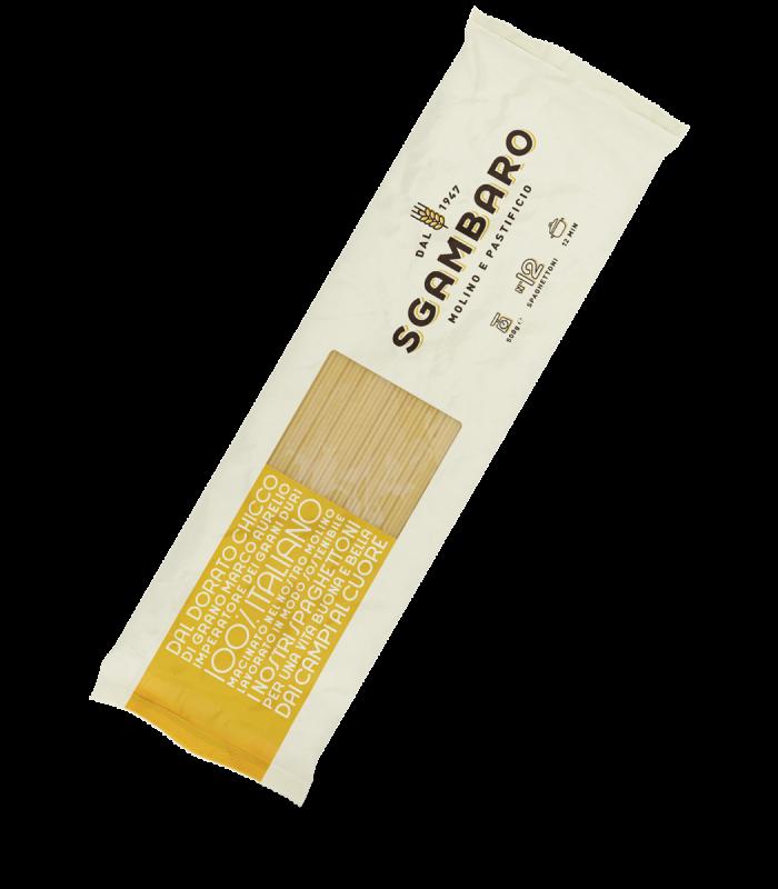 SGAMBARO Pasta Spaghettoni N°12 GR.500