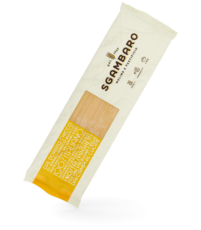 SGAMBARO Pasta Spaghetti N°5 GR.500