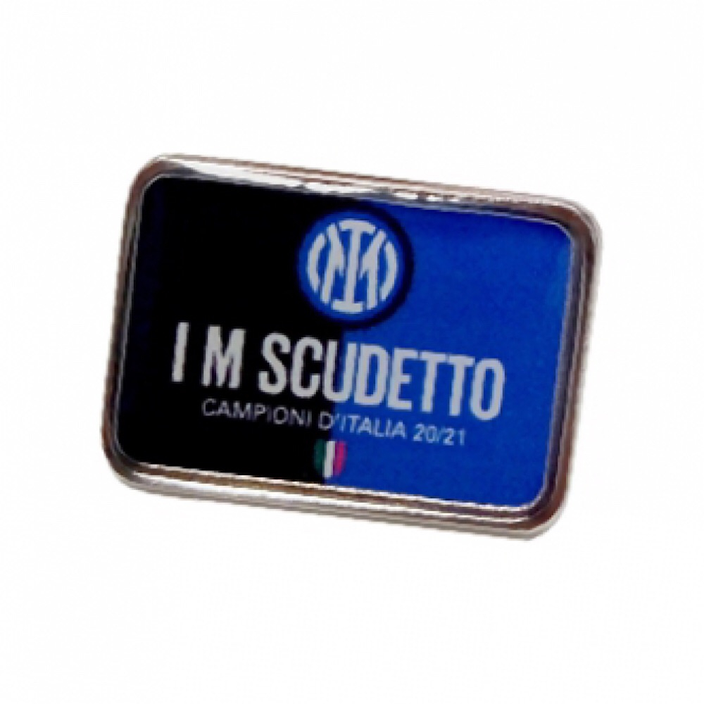 Distintivo Inter I m scudetto