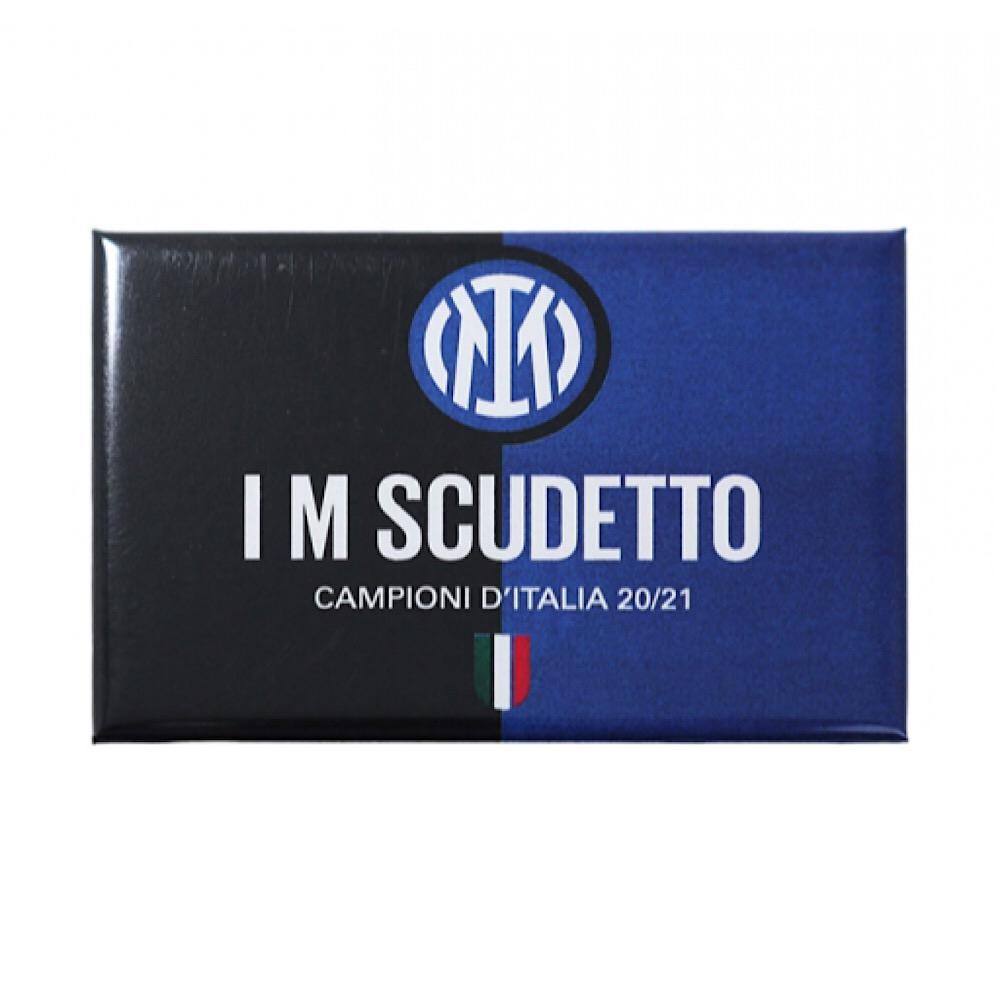 Inter magnete stampato I m scudetto