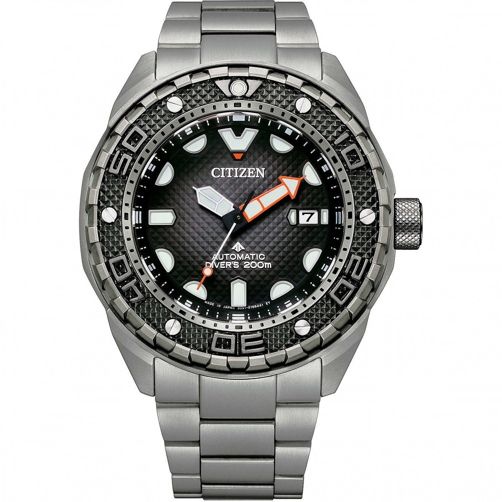 Citizen Promaster SuperTitanium Automatico NB6004-83E